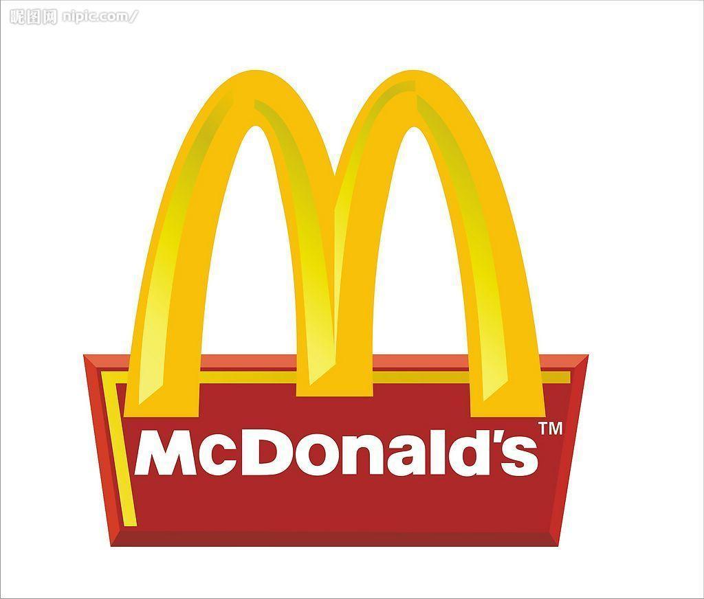 麦当劳logo素材psd